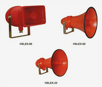 PA Horn Speaker Explosion Proof Series